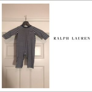 Ralph Lauren Infant 9 month all in one